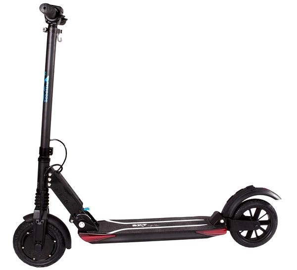 SXT Light Plus V fekete - Elektromos roller