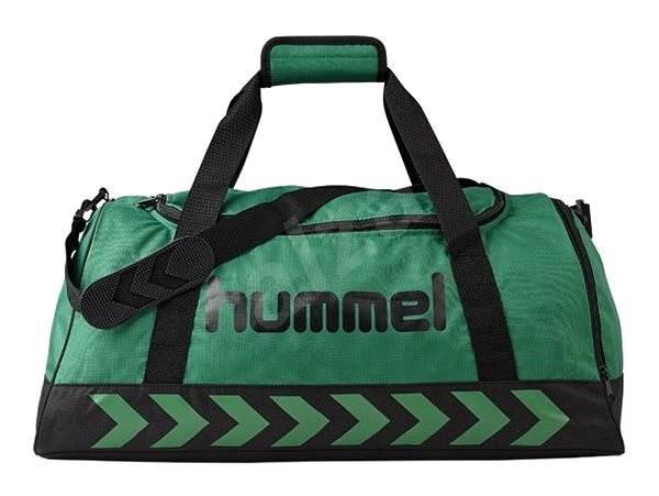 c96679731553 Hummel Authentic Sport Bag M - Evergreen/Black - Sporttáska | Alza.hu