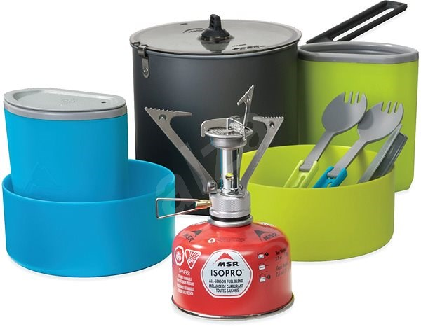 MSR PocketRocket Stove Kit - Kempingfőző