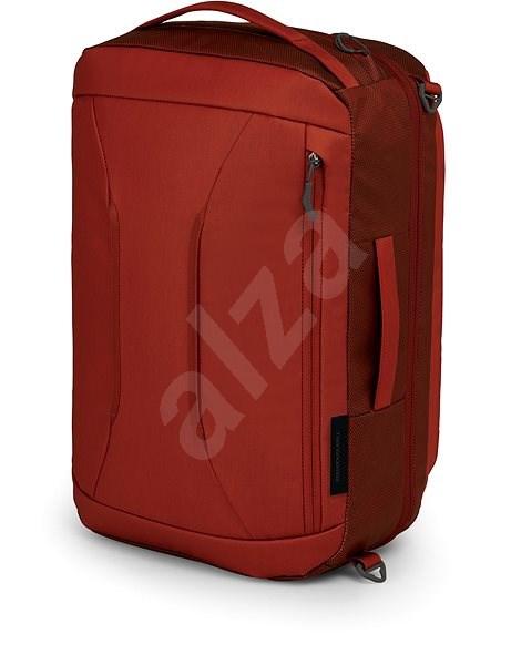 Osprey Transporter Global Carry-On 36, ruffian red - Utazótáska