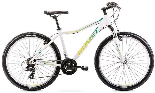 "ROMET JOLENE 6.0 white - mérete S/15"" - Női mountain bike 26"""