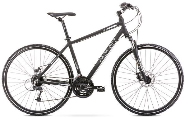 "ROMET ORKAN 3 M - mérete M/19"" - Cross kerékpár"