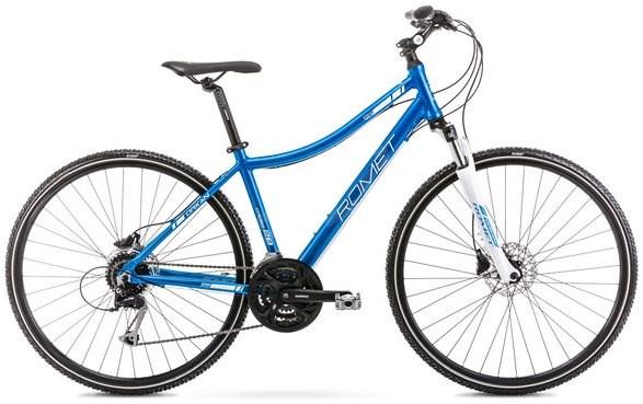 """ROMET ORKAN 4 D - mérete L/19"""" - Női cross kerékpár"""