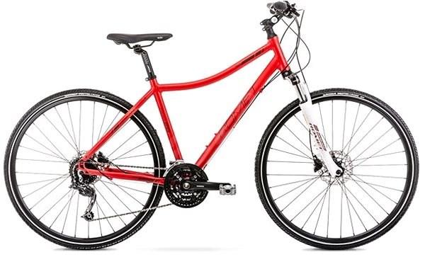 """ROMET ORKAN 6 D - mérete S/15"""" - Női cross kerékpár"""