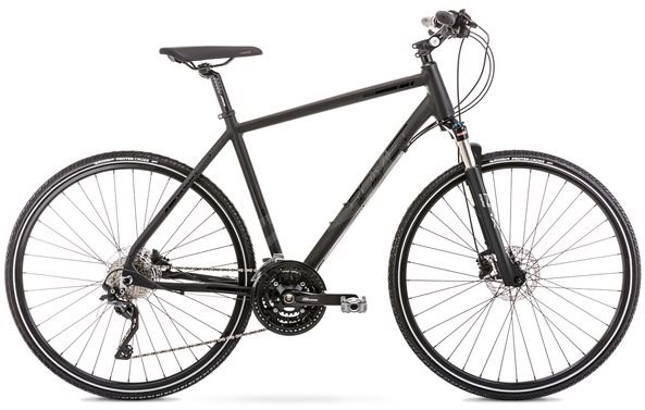 "ROMET ORKAN 9 M - mérete M/19"" - Cross kerékpár"