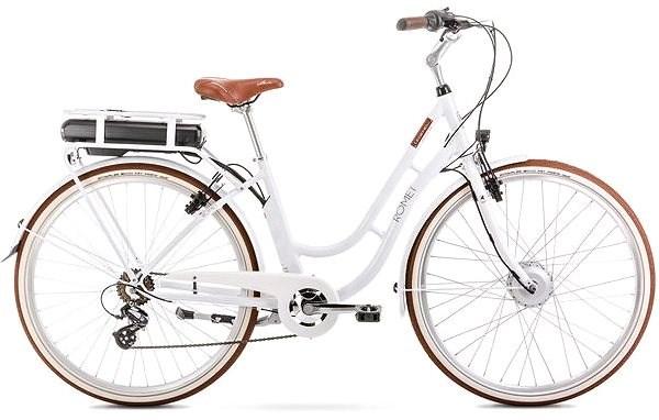 """ROMET LEGEND E01 méret L / 20"""" - Elektromos kerékpár"""
