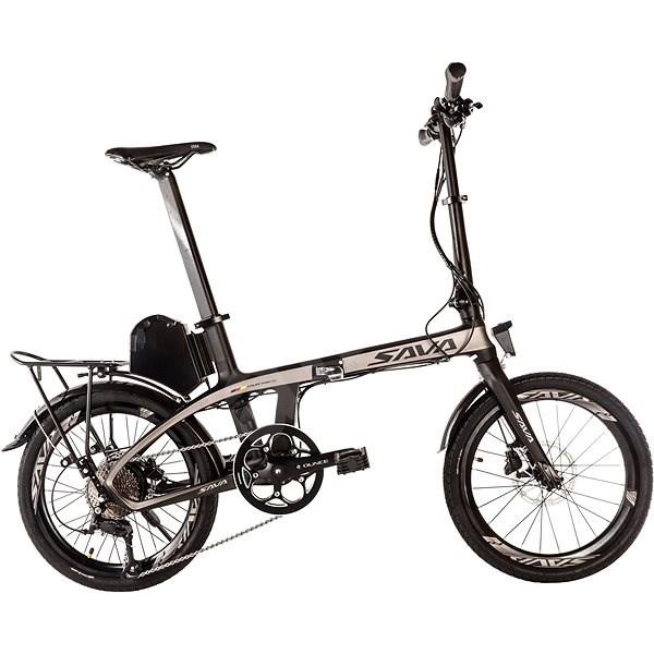 Sava eFolding Carbon 2.0 - Összecsukható elektromos kerékpár