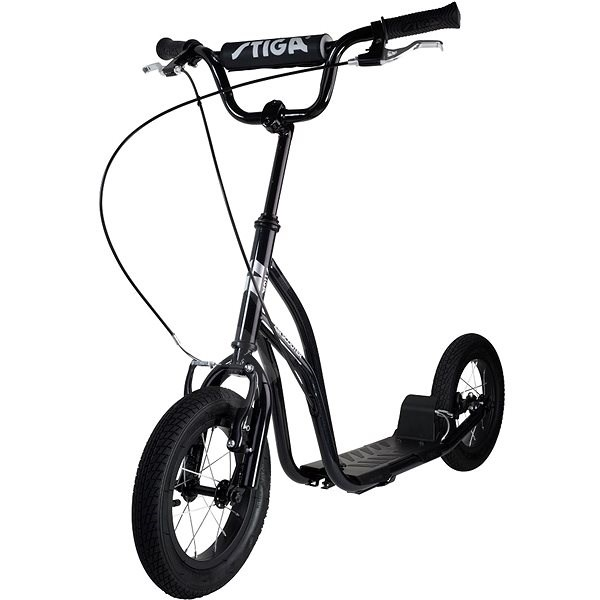 Stiga Air Scooter 12'' fekete - Roller