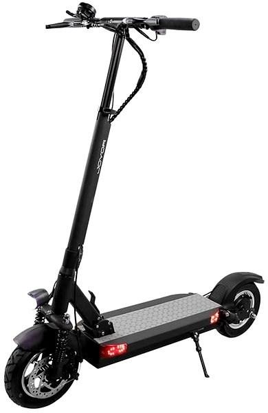Joyor Y10 fekete - Elektromos roller