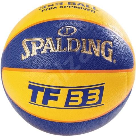 Spalding TF 33 OUTDOOR - 6-os méret - Kosárlabda