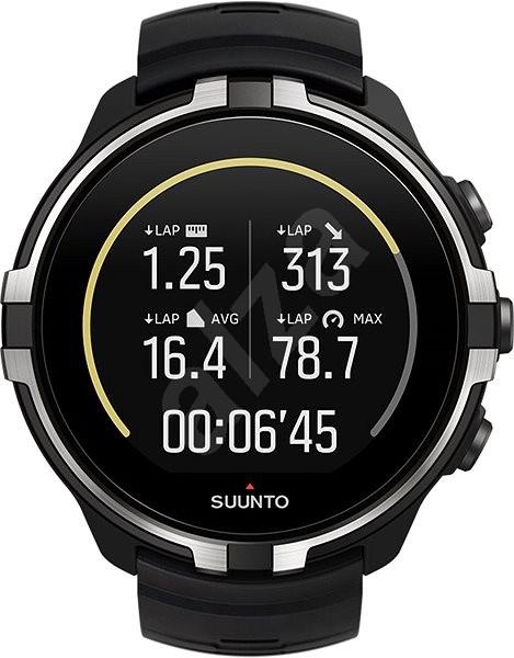 Suunto Spartan Sport GPS HR Baro Stealth - Sportóra  331b9f6992
