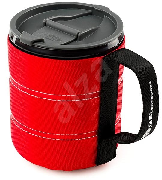 GSI Outdoors Infinity Backpacker Mug 500ml - piros - Bögre