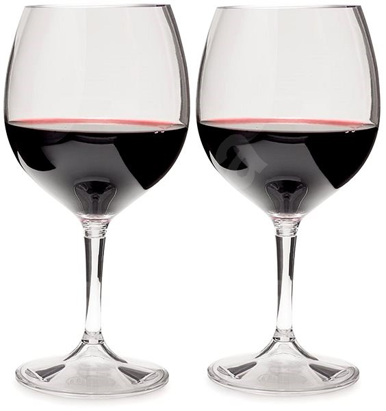 GSI Outdoors Nesting Red Wine Glass Set - Kemping edény