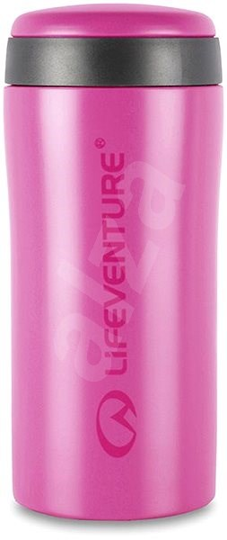 Lifeventure Thermal Mug 300ml matt pink - Thermo bögre