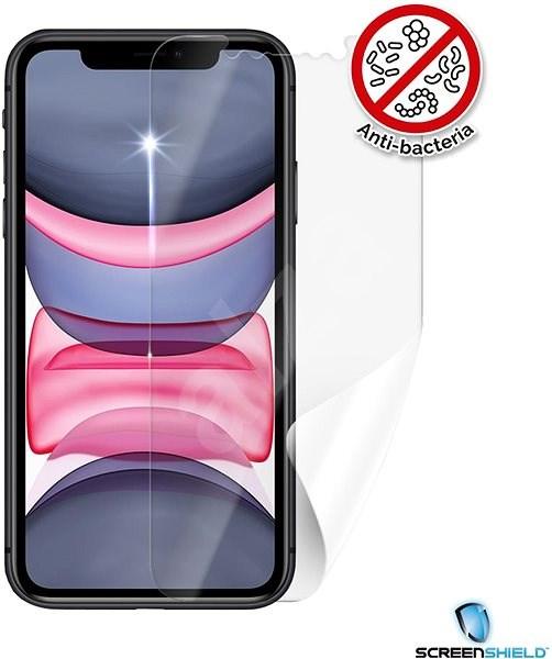 Screenshield Anti-Bacteria APPLE iPhone 11 - kijelzőre - Védőfólia