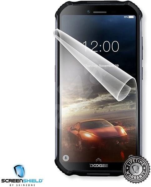 DOOGEE S40 Screenshield a kijelzőre - Védőfólia