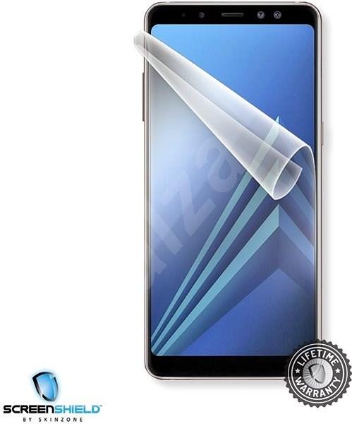 Screenshield SAMSUNG A530 Galaxy A8 védőfólia kijelzőre - Védőfólia