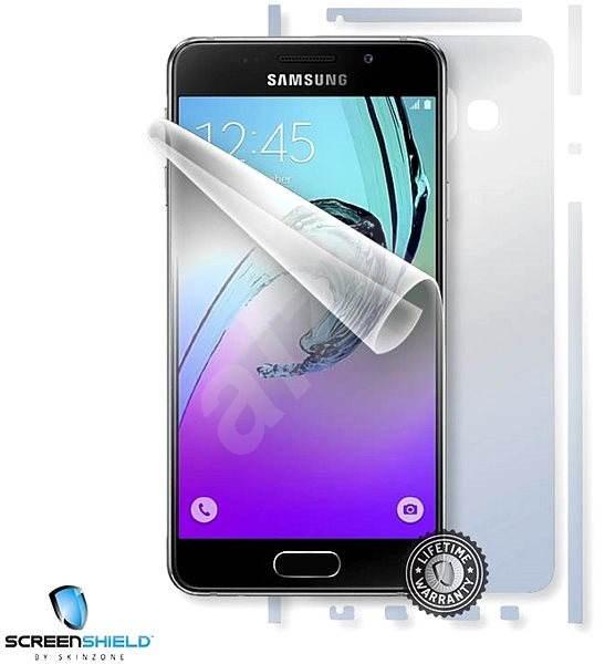 ScreenShield Samsung Galaxy A3 (2016) képernyőre - Védőfólia