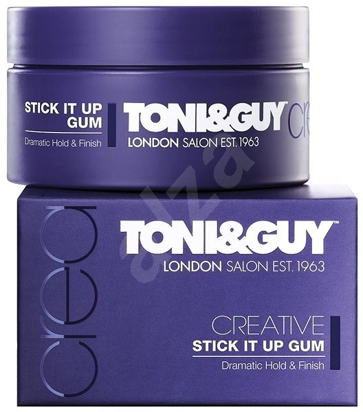 TONI&GUY Extreme Style Creation Gum 90 ml - Hajformázó gumi