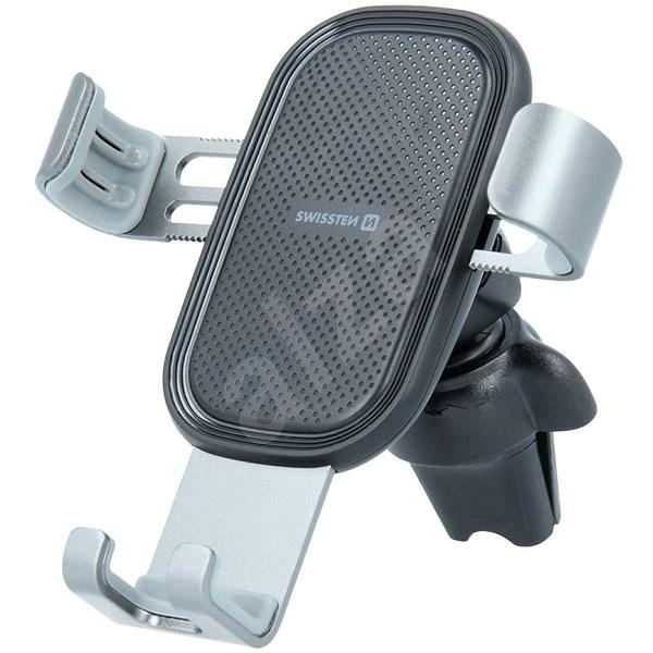 Swissten GRAVITY G1-AV3 tartó szellőzőrácsra - Telefontartó