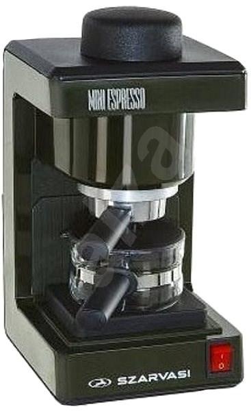SZARVASI SZV 6123 Mini Espresso elektromos kávéfőző drapp