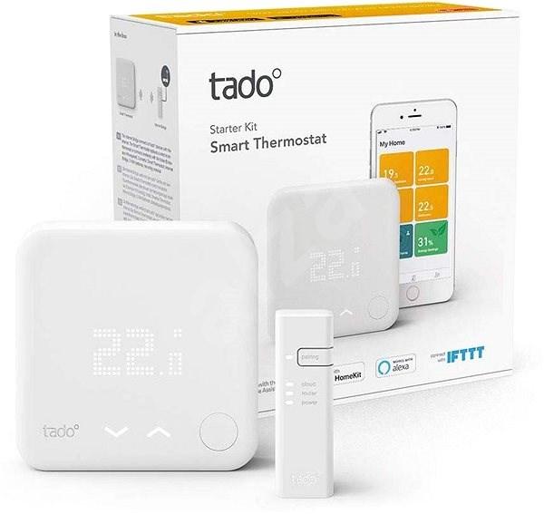 Tado Smart termosztát - V3+ indítókészlet - Okos szobatermosztát
