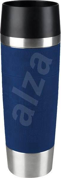 Tefal utazó bögre 0.5l TRAVEL MUG GRANDE kék/rozsdamentes acél - Thermo bögre
