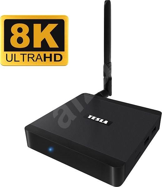TESLA MediaBox X900 Pro - 8K HDR - Multimédia központ