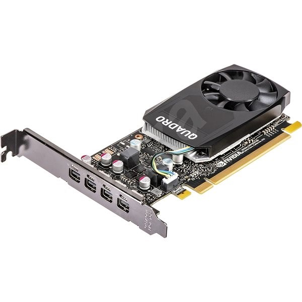 Fujitsu NVIDIA Quadro P620 2GB - Videokártya