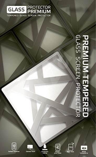 Edzett üveg képernyővédő fólia 0,3 mm Lenovo Yoga Book 2in1 táblagéphez - Képernyővédő