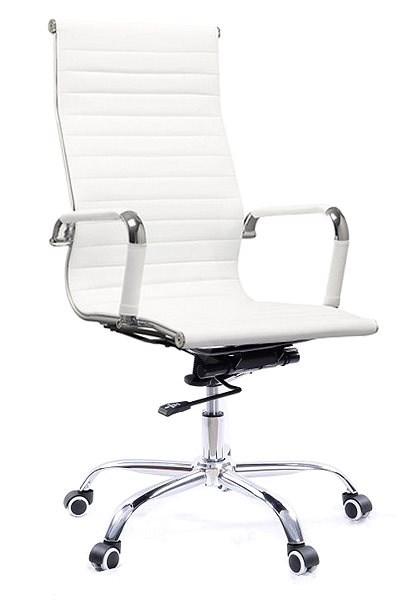 c6b485241c TEMPO KONDELA Azura Új fehér - Irodai szék | Alza.hu
