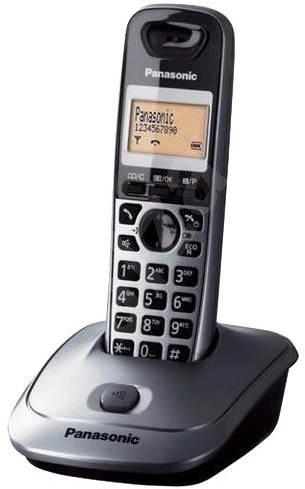 Panasonic KX-TG2511FXM DECT Silver - Vezetékes telefon  c40a6db130