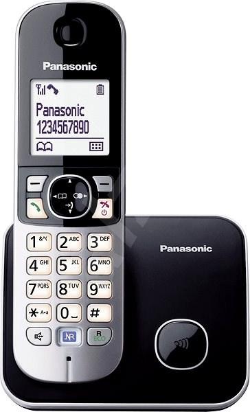 Panasonic KX-TG6811FXM Silver - Vezetékes telefon  bbbbb6e238