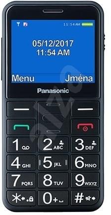Panasonic KX-TU150EX fekete - Mobiltelefon