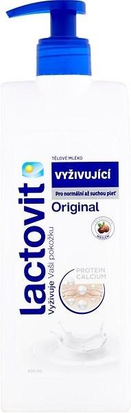 LACTOVIT Original tápláló testápoló 400 ml - Testápoló tej