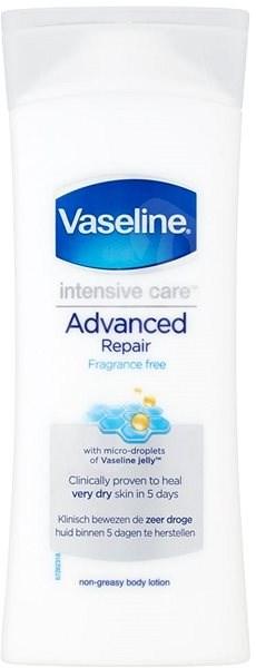 VASELINE Advanced Repair 400 ml - Testápoló tej