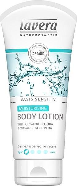 LAVERA Moisturizing Body Lotion 200 ml - Testápoló tej