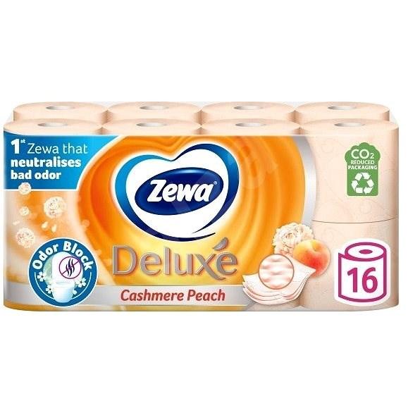 ZEWA Deluxe Cashmere Peach (16 db) - WC papír