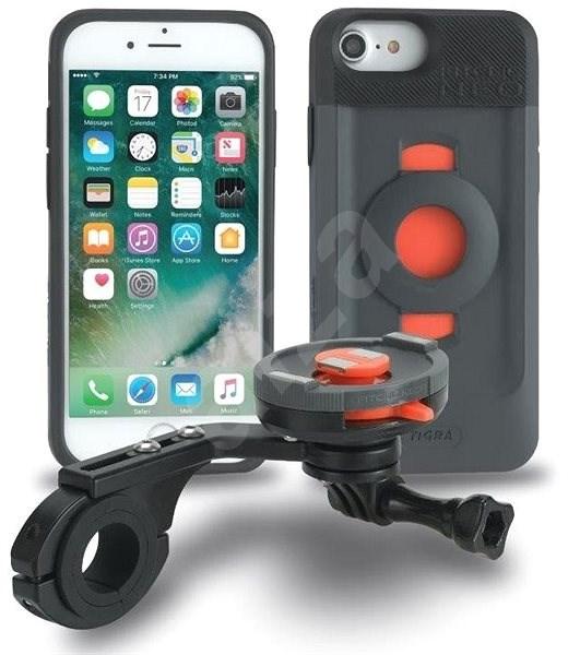 TigraSport FitClic Neo Bike Kit Forward iPhone 6s/7/8/SE 2020 - Telefontartó