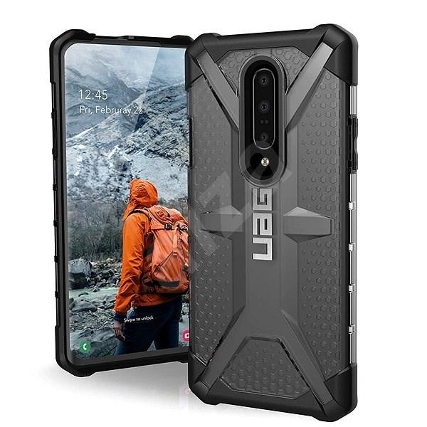 UAG Plasma Ash Smoke OnePlus 7 Pro - Mobiltelefon hátlap