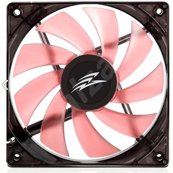 EVOLVEO 12L1RD LED 120 mm piros - Számítógép ventilátor