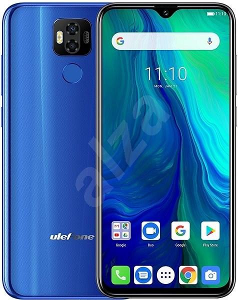 UleFone Power 6 DS 4+64GB, kék - Mobiltelefon