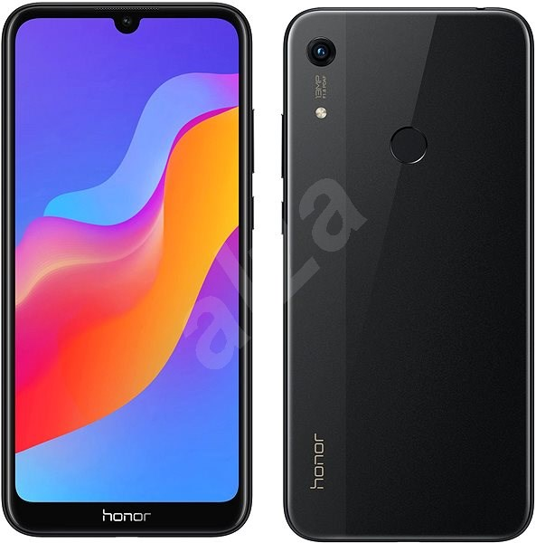 Honor 8A 32 GB fekete - Mobiltelefon