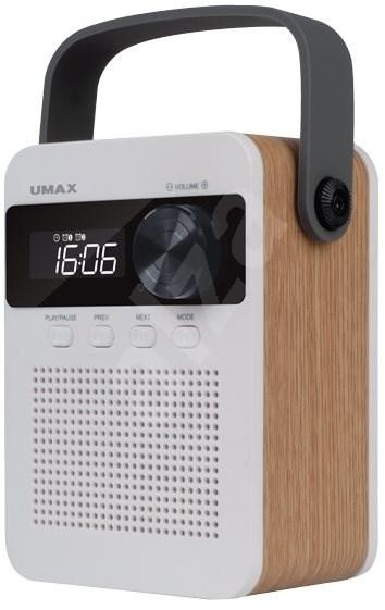 UMAX U-Music F90 - Rádió