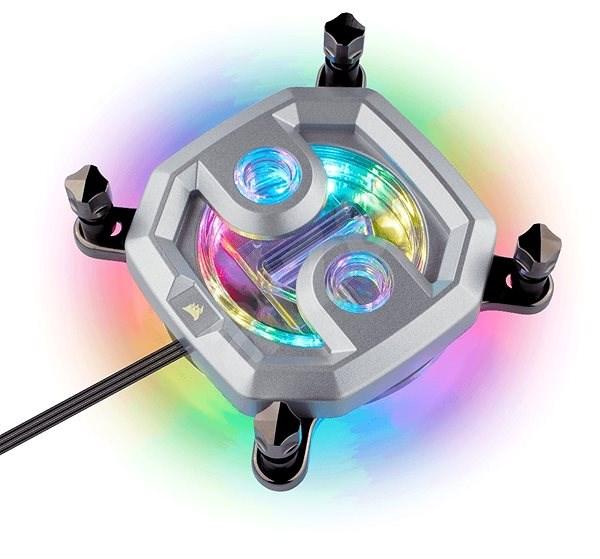 Corsair XC9 RGB - Processzor vízhűtés