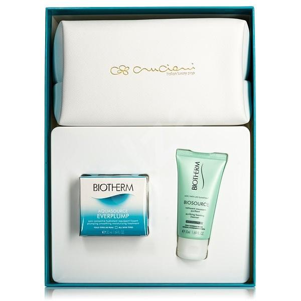 Biotherm Aquasource szett - Kozmetikai ajándékcsomag