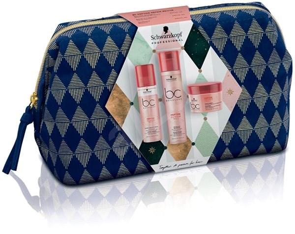 SCHWARZKOPF Professional BC X-Mas Bag Peptide Repair - Kozmetikai ajándékcsomag