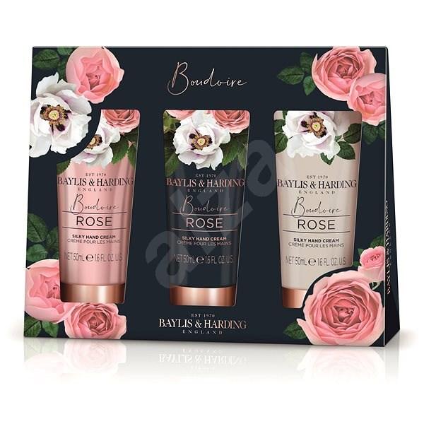 Baylis & Harding Budoire kézápoló krém szett - Kozmetikai ajándékcsomag