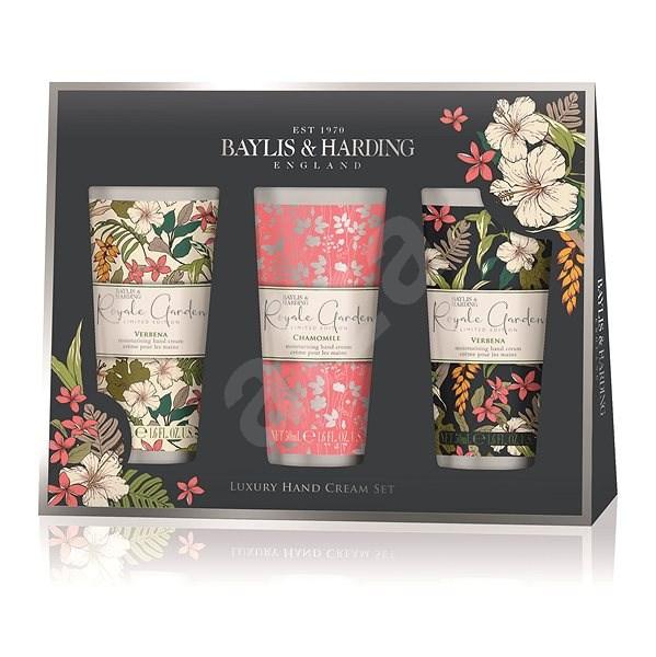 Baylis & Harding kézkrém ajándékcsomag Verbena & Chamomile - Kozmetikai ajándékcsomag