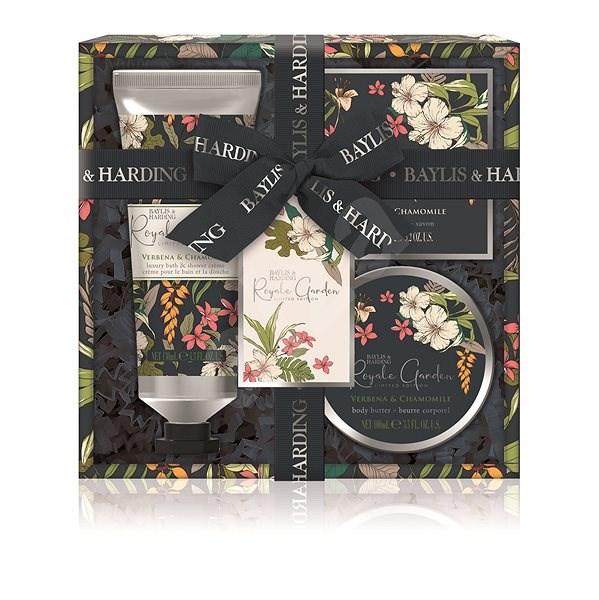 Baylis & Harding Verbena & Chamomile testápoló ajándék szett - Kozmetikai ajándékcsomag